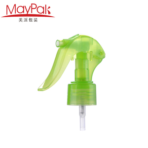 High Quality Thick Hand Feel Personal Care 28/410 Plastic Trigger Sprayer