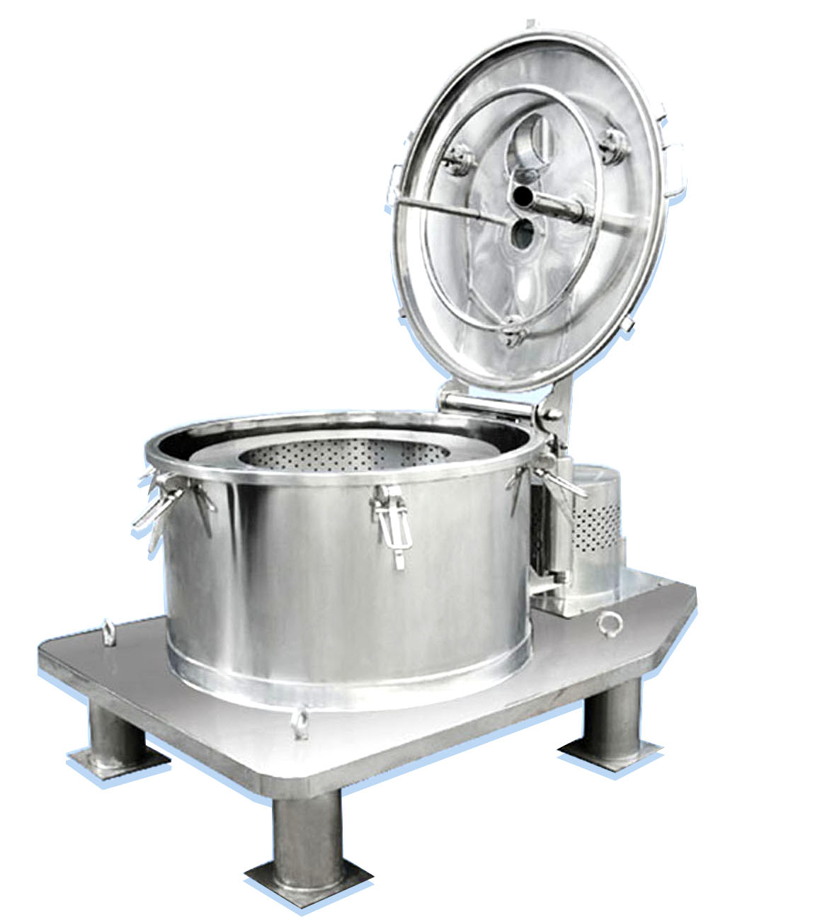 Ps Plate Centrifuge Continuous Centrifuge Industrial
