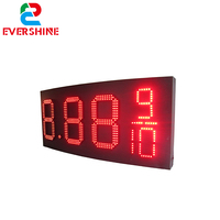 best seller led fuel price signs,digital fuel price display,led gas fuel price changer for gas station