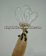 Ring-X Tip Hair Extension, micro bead stick tip hair extensions