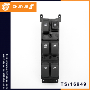 ZHUIYUE Export Products List 93570 0C110 Master Window Lifter Switch For KIA RIO