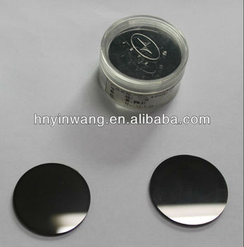 Manufacture Of Round Shape Pcd Cutting Tool Blank For Insert
