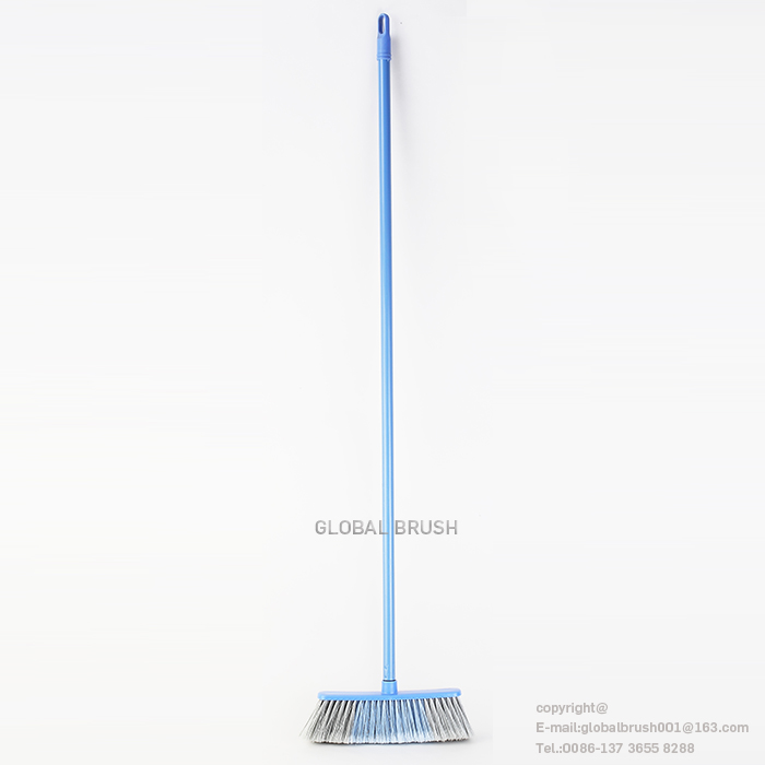 HQ0570N indoor cleaning cheap PP plastic brooms and brushes
