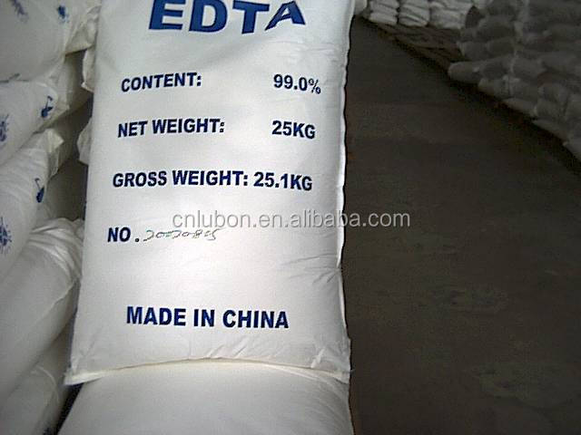 tetrasodium disodium salt and acid price EDTA