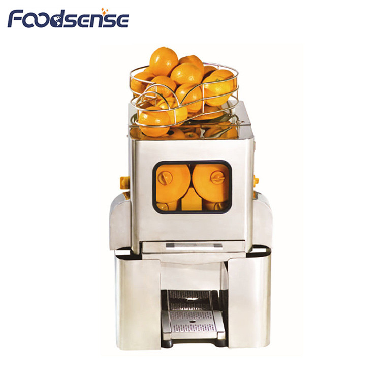 Commercial Professional Industrial Counter Top Automatic Orange Juicer Machine