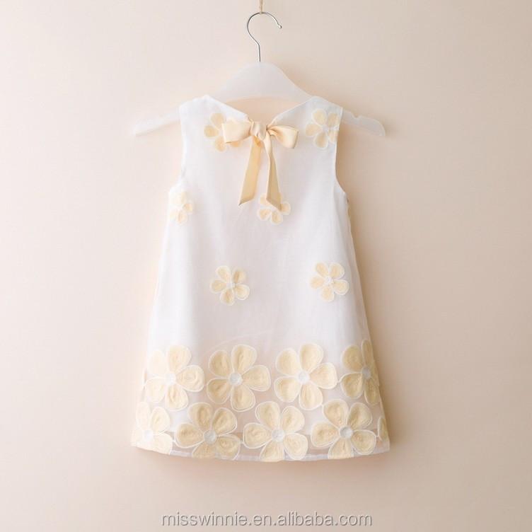 09ef51a4e 2016 New Fashion Design Small Girls Daisy Dress Baby Frock Design ...