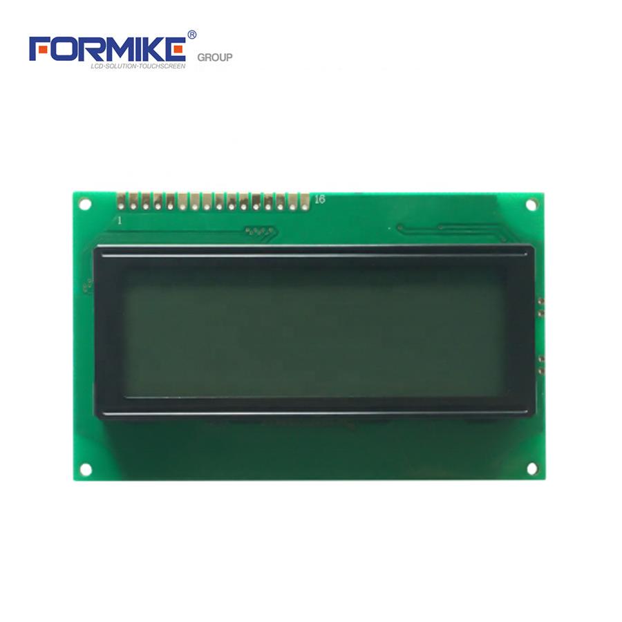 Amarelo Verde Backlight Display LCD de Linha Mono 4 20x4 COB Módulo do LCD