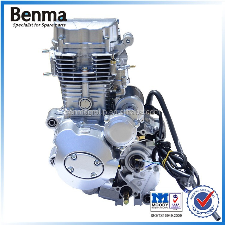 250cc Engine: Supply Single Cylinder Water-cooled 250cc Engines