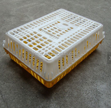 plastic Small folding chicken coop/poultry transport cage price