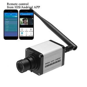 Haiwei Facebook Live Camera Hdmi Wifi Live Streaming Video Digital