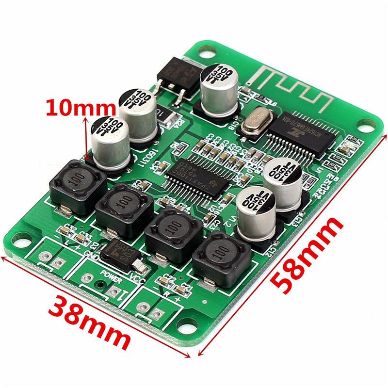 TPA3110 15W+15W  Audio Endverstärkerbrett AMP für Lautsprecher