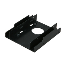 New 2.5″ SSD HDD To 3.5″ Drive Bay Plastic Mounting kit Adapter Bracket Dock For PC SSD Holder – 1pc – Free Shipping