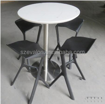 Glass Round Dining Table Top With Solid Surface Table BaseSolid - Restaurant glass table tops