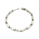 Olivia nice quality luxury fashion stainless steel 18k gold lovely jewelry bracelet