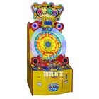 mechanical lottery Acrylic Fun maze escape coin operated game machine