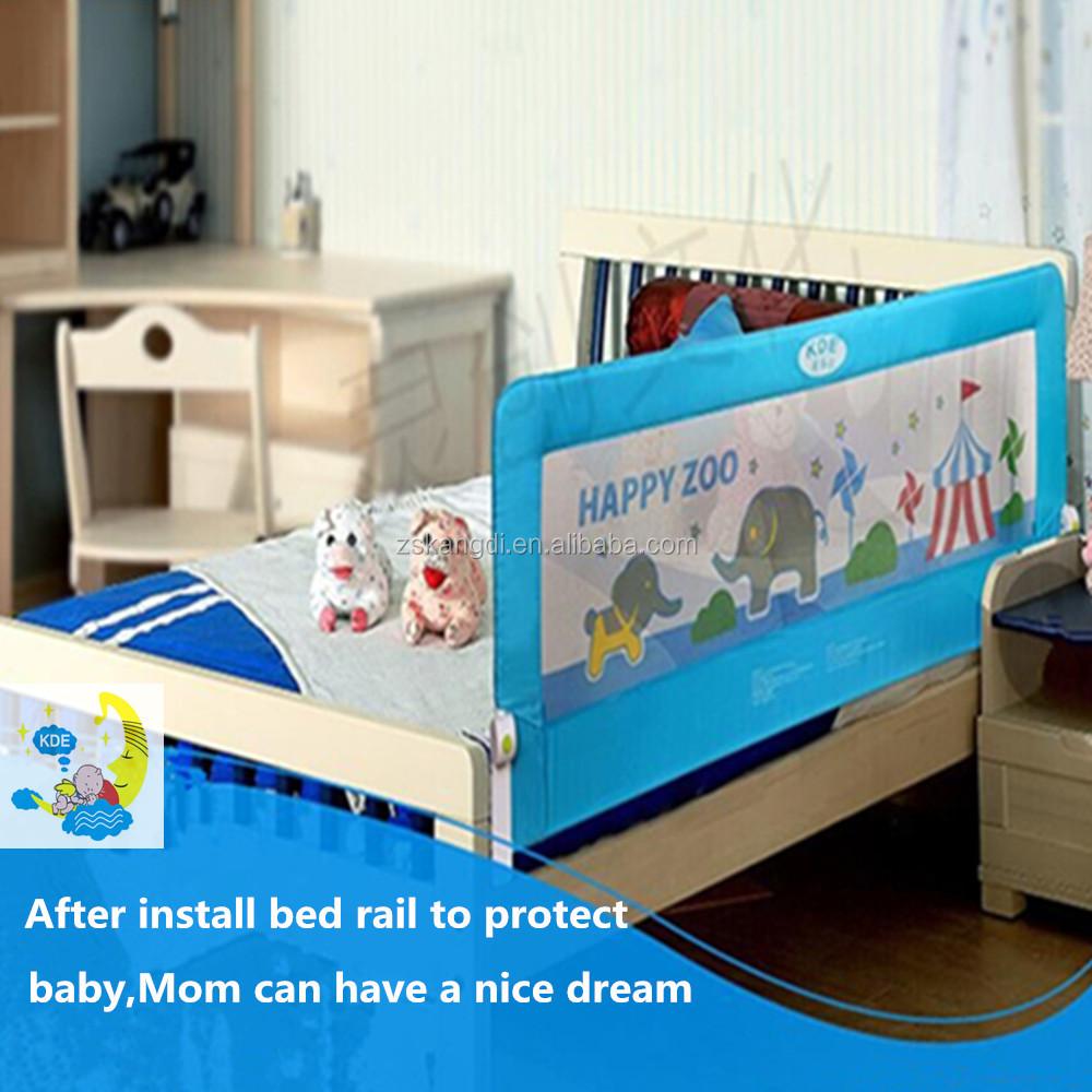 nuevo diseo de la cama de beb protectora ferrocarril seguimiento proteger