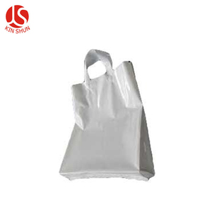 Loop/Punch handle Plastic Shopping Bags. HDPE/LDPE/Biodegradable/EPI