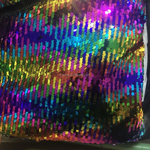 wholesale mermaid sequin fabric for wedding backdrop
