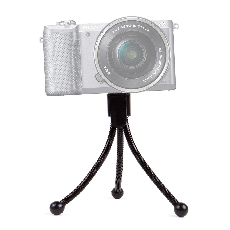 XP150 /& Real 3D W3 X10 DURAGADGET Mini Collapsible Digital Camera Tripod For FujiFilm FinePix WX10