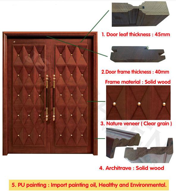 Indian Main Door Designs Wooden Main Door Design Main