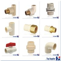 supreme pvc pipes and fittings upvc cpvc popular plastic all size pipe fitting