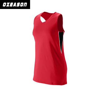 Design your own sublimation volleyball team uniforms jerseys for women