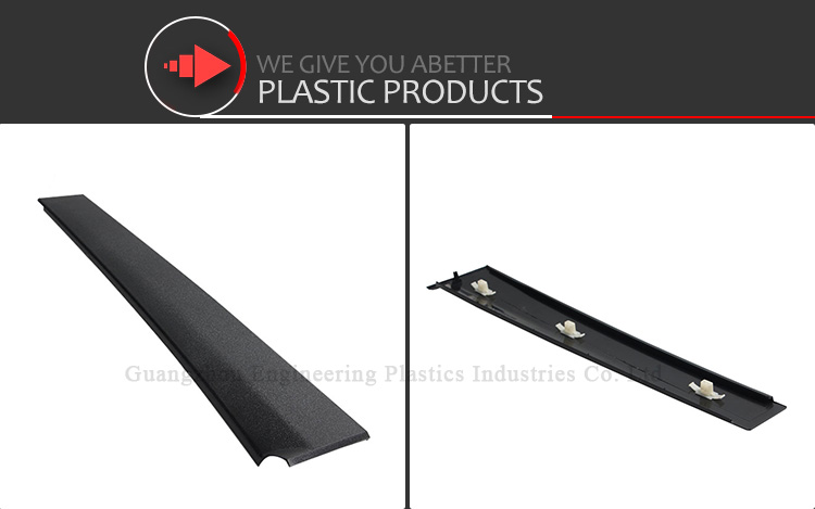 Injection molding high quality PA 11 plastic products with best price