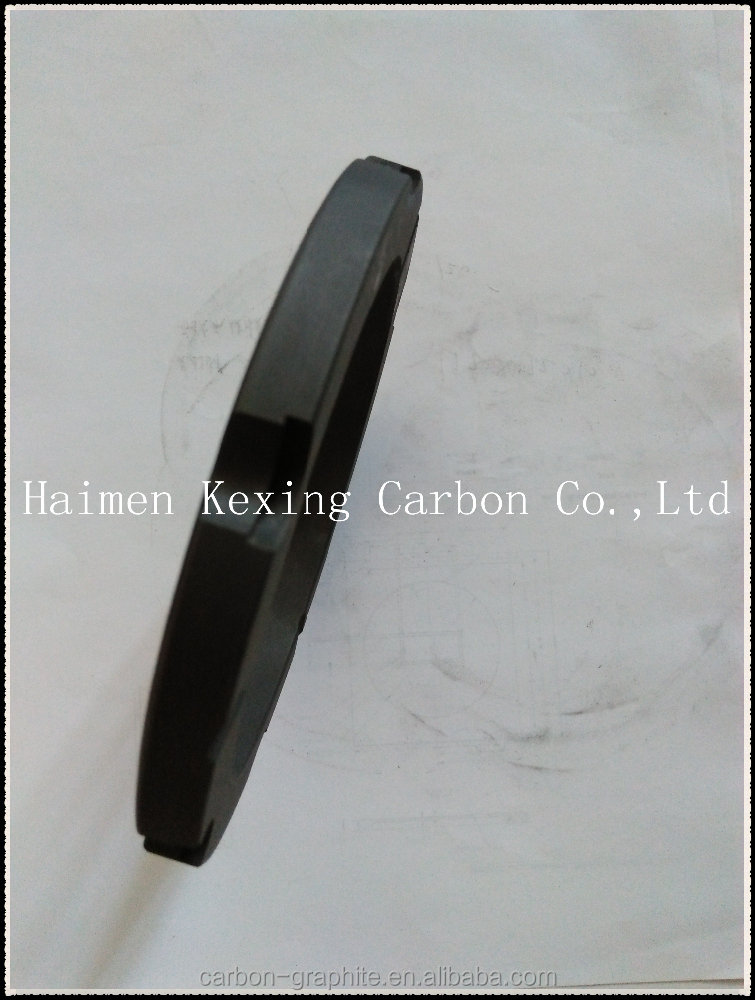 Dip alloy graphite seal ring for hot sale