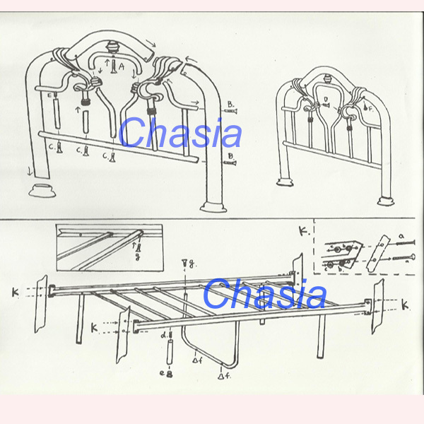 wholesale top quality latest metal bed frame parts designs buy kids wall beds wholesale top. Black Bedroom Furniture Sets. Home Design Ideas
