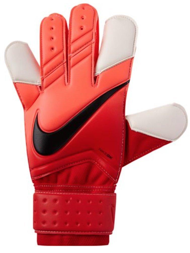 Get Quotations · Nike GK Vapor Grip 3 Soccer Goalkeeper Gloves (University  Red 47fd121842