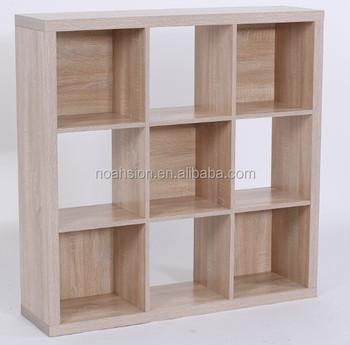 2016 HG21 Flat Pack Furniture French Bookcase Living Room Corner Shelf For Sale