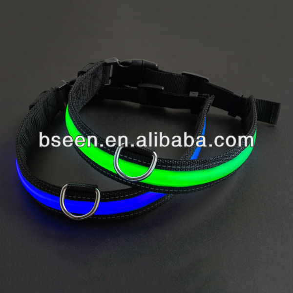 pet safe led collar light necklace <strong>dog</strong>