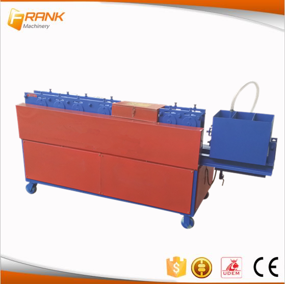 Automatic machine automatic brake tubing straightener with new technology