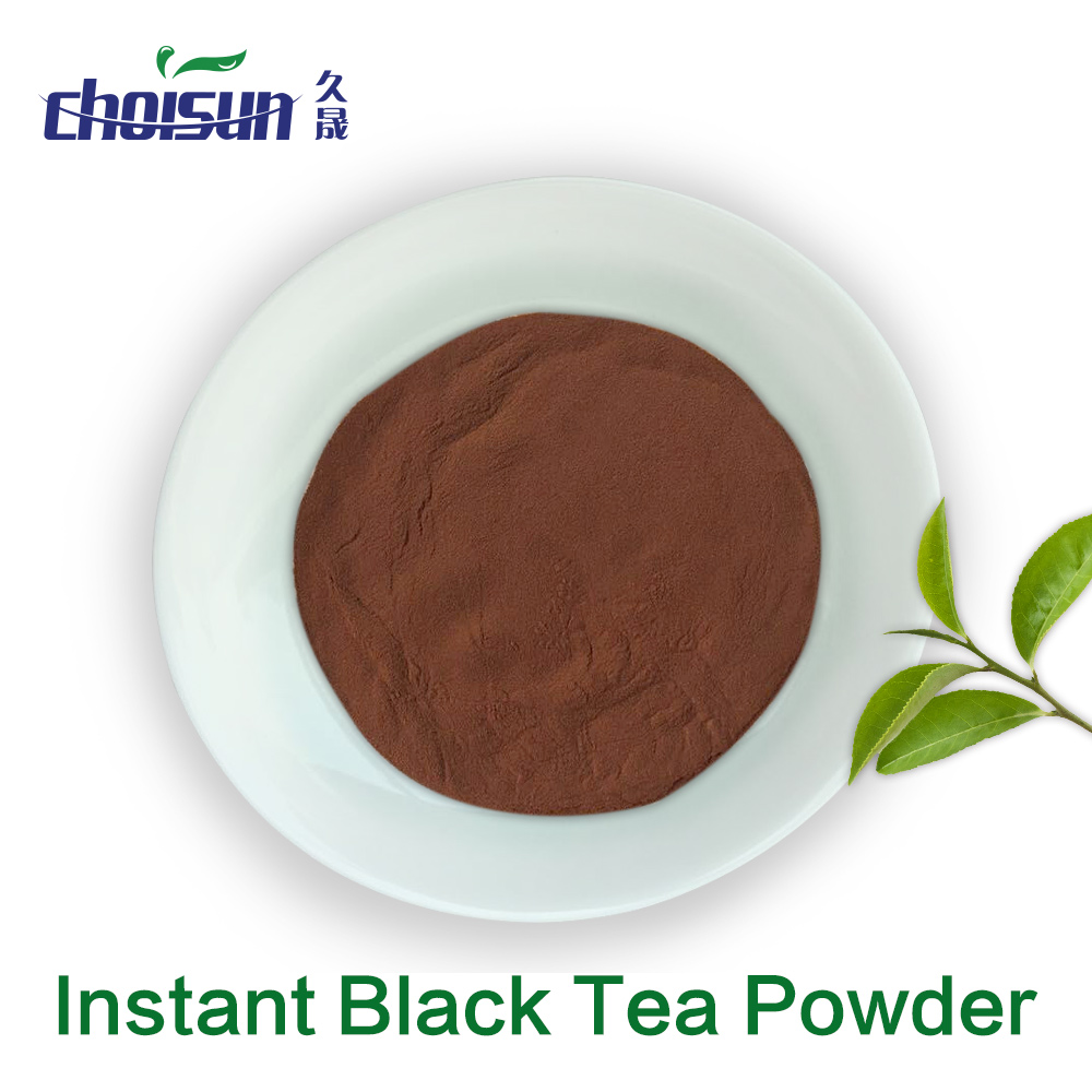 organic instant black tea powder in bulk