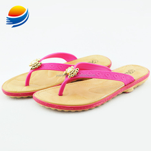10% off Wholsale New Style Women Beach Walk Flat Slippers 1J692+5W