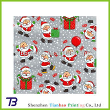 Custom gift wrap paper manufacturer