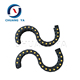 cutting machine industrial oil hose drag chains