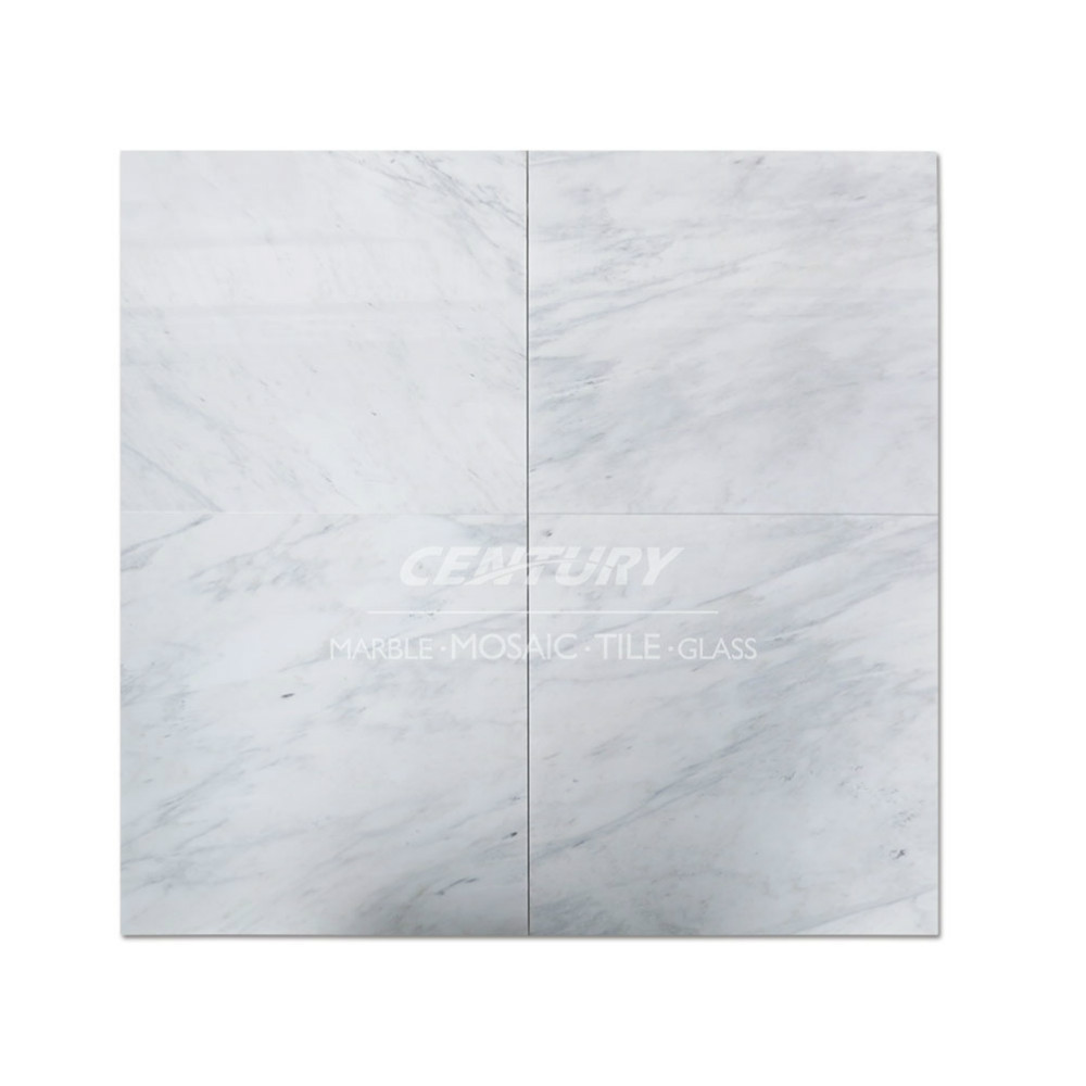 Asian Statuary White First Cl 48x48 Marble Flooring Tile