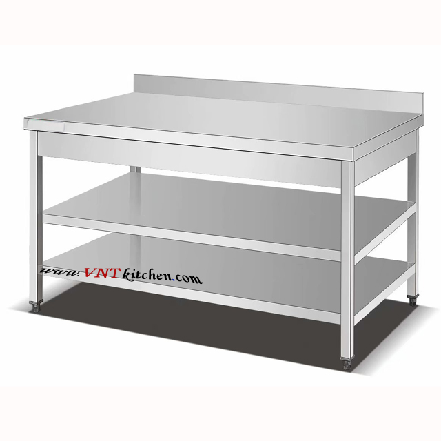 Used Stainless Steel Workbench