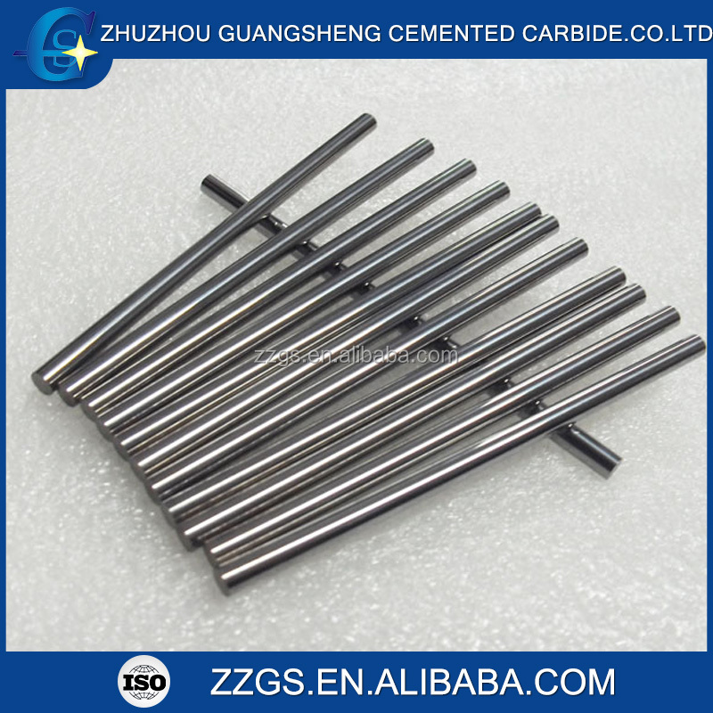 Wholesale YG8 YG11 YL10.2 K10 K30 customized all grade cemented carbide rod bars OEM tungsten carbide