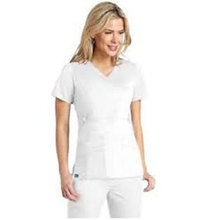 <span class=keywords><strong>Cotone</strong></span> bianco <span class=keywords><strong>scrub</strong></span> medica in ospedale infermiera uniforme