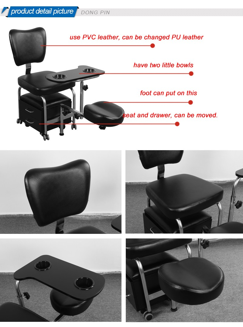 Pedicure tables and manicure chairs wholesale buy for Nail table and chairs