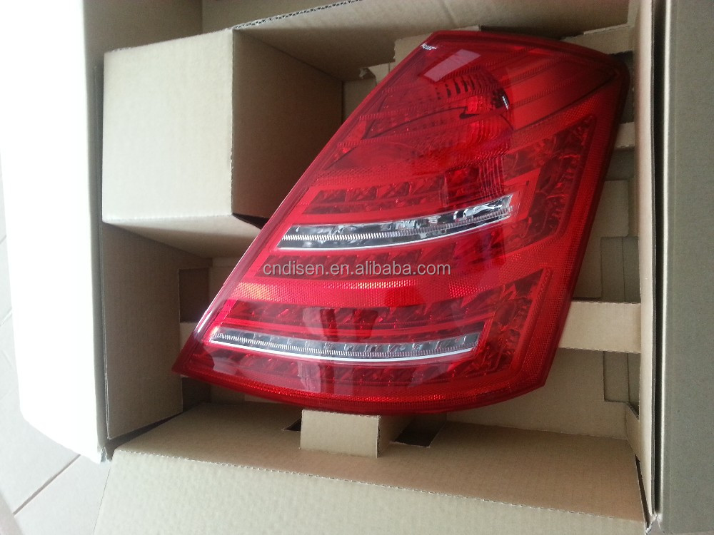 "Rear Lamp for Mercedes-Benz W221""06-13' S-Class S550 S600 S63 S65"