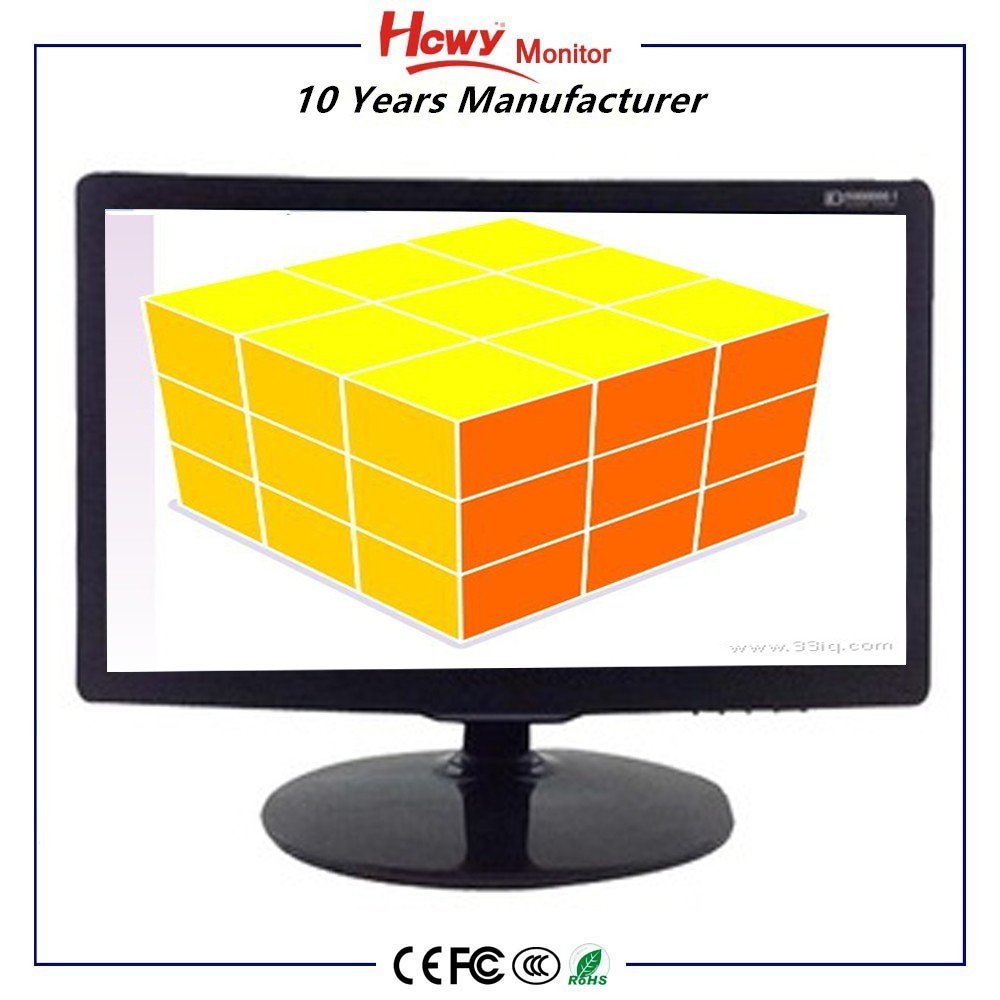 Stock Products Status and Yes Widescreen 20.1 inch industrial LCD monitor