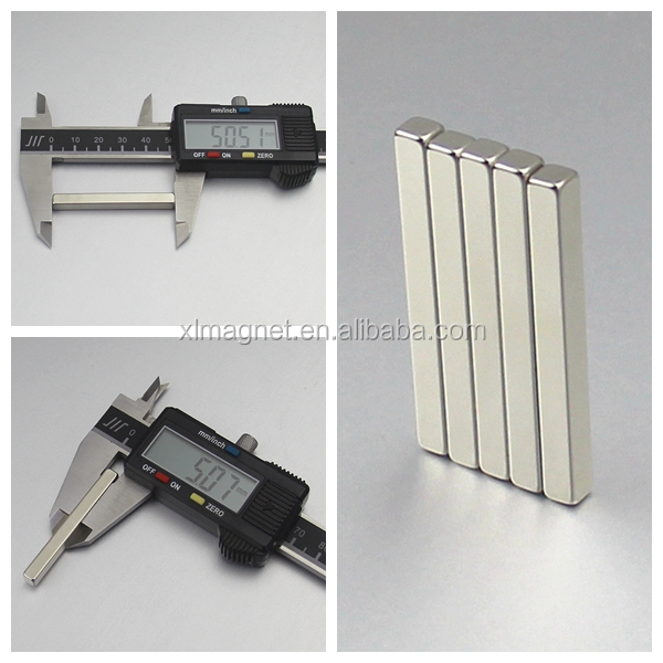 Factory Price N35 Strip Neodymium Magnet For India
