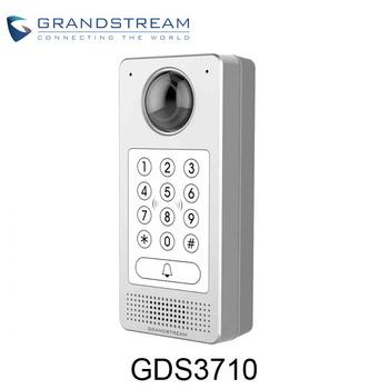 Hd Ip Video Door System Grandstream Hikvision Ip Camera Gds3710 - Buy Door  Bell Ip Camera,Outdoor Ip Camera,Wireless Ip Door Camera Product on