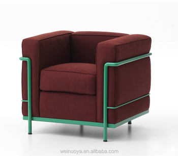 Moderne Klassische 3 Sitzer Sofa Lc3 Sofa Buy Le Corbusier Sofa