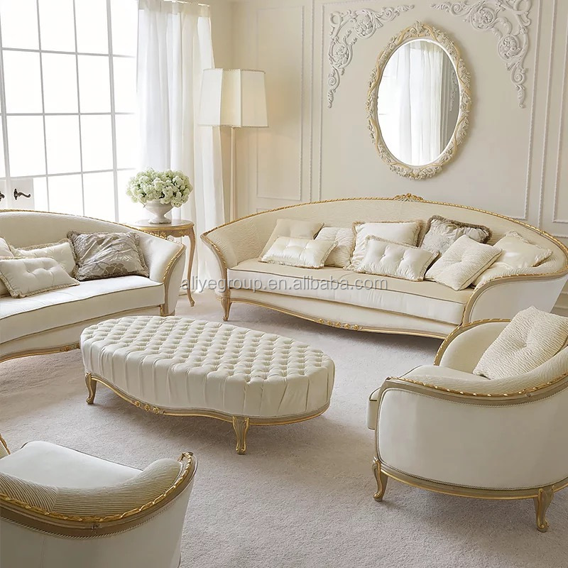Fabulous Luxury Living Room Furniture Sofa Set And Gold White Fabric Living Room Sofa Set Buy Formal Living Room Furniture Sofa Set Royal Furniture Sofa Machost Co Dining Chair Design Ideas Machostcouk