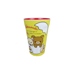 Children drinking water 100% melamine plastic kids mugs cups