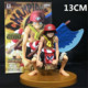 Wholesale character One Piece Luffy Cartoon Toys Japanese Anime Figure 13CM